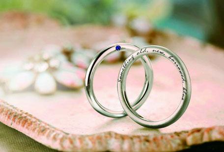 結婚指輪&婚約指輪は、なぜ【プラチナ】なの?